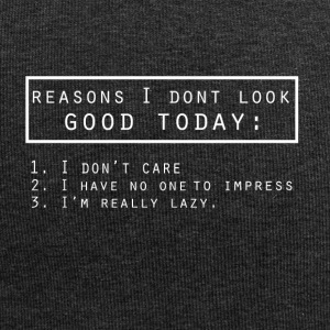 Good day funny sayings - Jersey Beanie