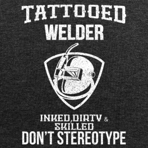 TATTOOED WELDER - Jersey Beanie