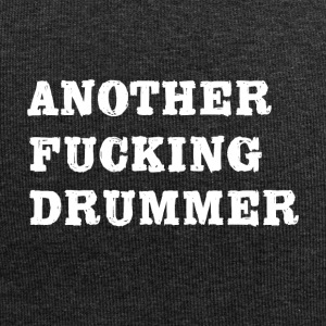 Another f ... drummer cool sayings - Jersey Beanie