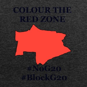 Color the red Zone - Jersey Beanie
