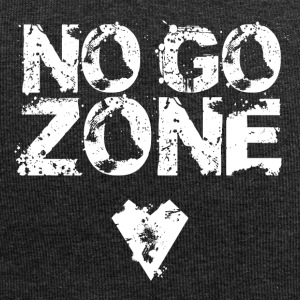 NO GO ZONE - Bonnet en jersey