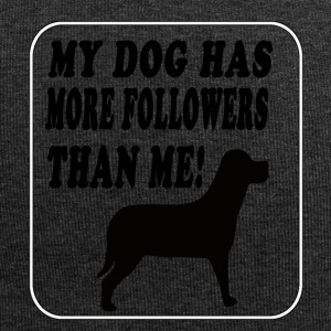 DOG FOLLOWERS - Jersey Beanie