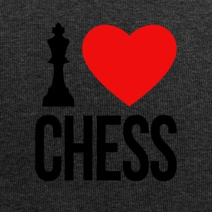I LOVE CHESS - Jersey-beanie