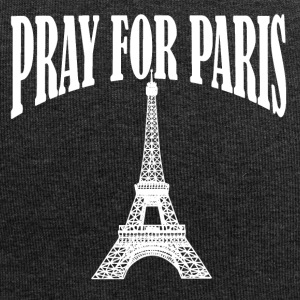 Pray for Paris - Jersey-Beanie