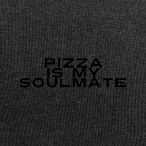 PIZZA IS MY SOULMATE - Jersey Beanie