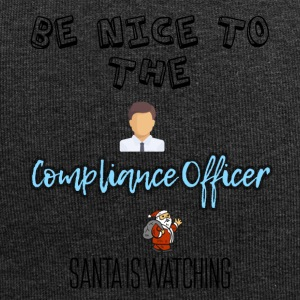 Be nice to the compliance officer - Jersey Beanie
