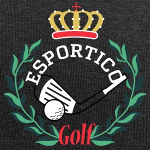 Golf club Narcos - Beanie in jersey