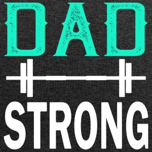 Dad Strong - fitness - Jersey-Beanie