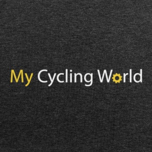 my cycling world - Jersey Beanie