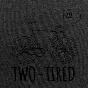 Cycling: Two-Tired - Jersey Beanie