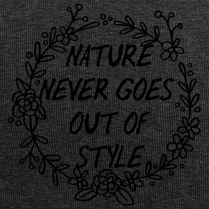 Spring Break / Springbreak: Nature Never Goes Out - Jersey-Beanie