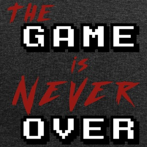 The game is never over - Bonnet en jersey