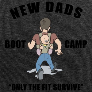 Nouveau papa Boot Camp Only The Fit Survive - Bonnet en jersey