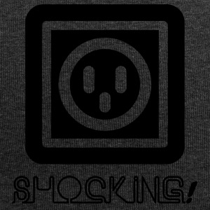 Elektriker: Shocking! - Jersey-Beanie