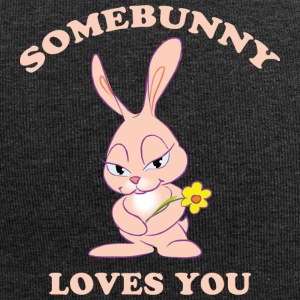 Easter Somebunny Loves You - Jersey Beanie