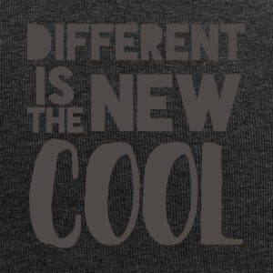 Hipster: Different is the new cool - Jersey Beanie