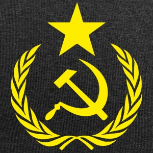 Flag Communists and Symbols - Jersey Beanie