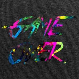rainbow Game over - Jersey-beanie