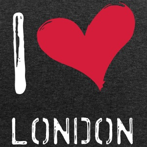 I love London - Bonnet en jersey