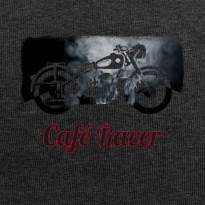 bar-pilota di moto fumo Vintage Club Bike Biker - Beanie in jersey