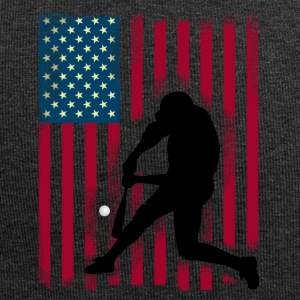 baseball tee os Team Flag USA Sport stolthed - Jersey-Beanie