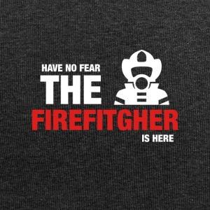 Har No Fear The Firefighter Is Here - Jersey-beanie