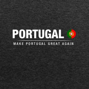 Husband Portugal Great Again - Jersey Beanie