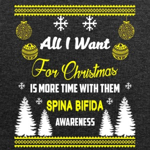 Ryggmargsbrokk Awareness! All I Want For Christmas! - Jersey-beanie