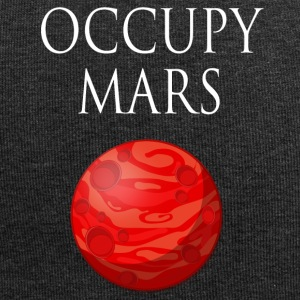 Occupy March Space - Jersey-Beanie