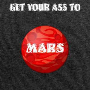 Få din Ass To Mars Space - Jersey-beanie