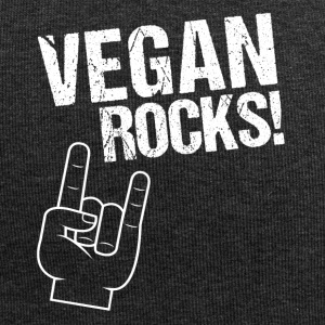 Vegan Rocks! THe Rockin' Vegan Style. - Jersey-Beanie