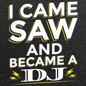 I CAME SAW AND Became A DJ - Jersey Beanie