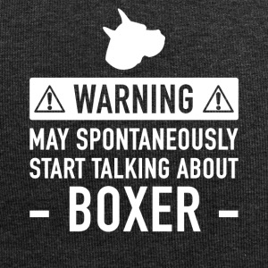 Funny Boxer Gift Idea - Jersey Beanie