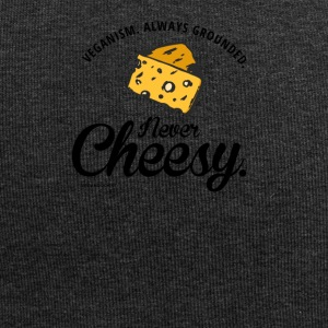 Funny Veganism: Always grounded. Never cheesy. - Jersey-Beanie