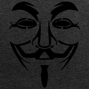 Vendetta Maske - Guy Fawkes (Anonymous) - Jersey-Beanie