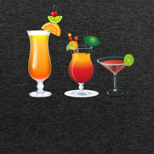 Sommer Cocktails! - Jersey-Beanie