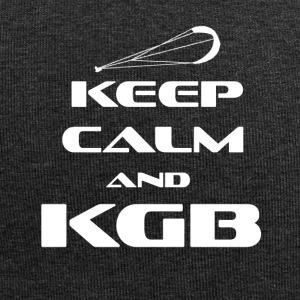 KITESURFING - KEEP CALM AND KGB - Jersey-Beanie