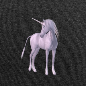 unicorn-looking - Beanie in jersey
