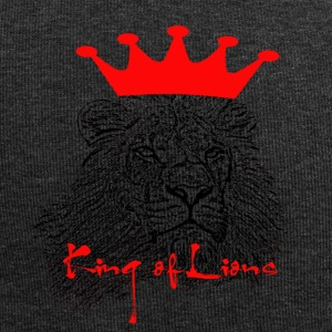 King of Lions - Beanie in jersey