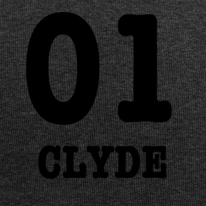 clyde - Beanie in jersey