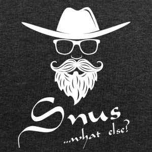 Snus - what else ...? - Jersey Beanie