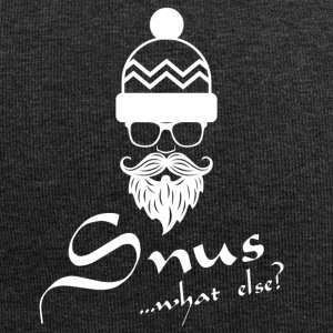 Snus what else ...? - Jersey Beanie