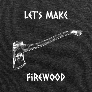 Let's make firewood - Jersey Beanie