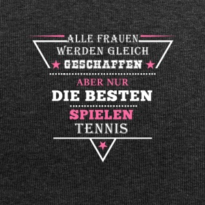 Triangle Design Frauen Tennis - Jersey-Beanie