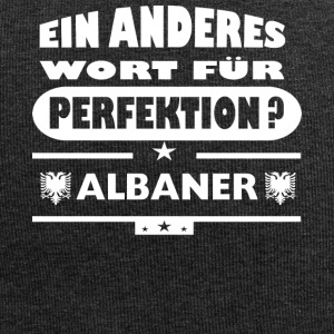 Albanerne Et andet ord for perfektion - Jersey-Beanie