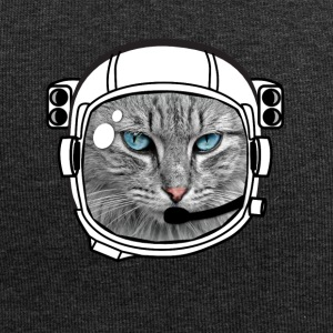 vaisseau spatial Cat astronaute lune univer nerd science-fiction - Bonnet en jersey