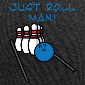 Bowling / Bowler: Just Roll Man! - Jersey-Beanie