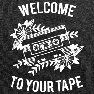 Welcome to your tape - Jersey-Beanie