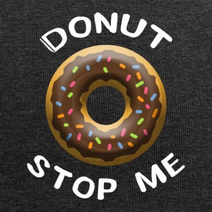 Donut stop me - Jersey Beanie