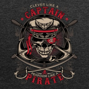 capitaine pirate - Bonnet en jersey